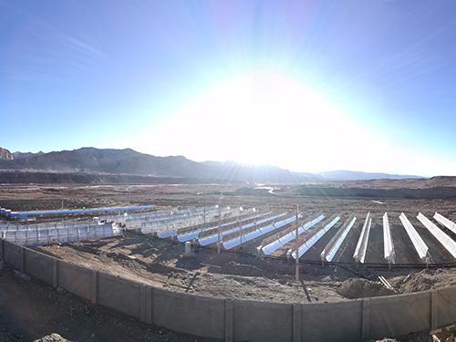 """清洁能源让青海更""""风光"""":多能互补、协调发展"""