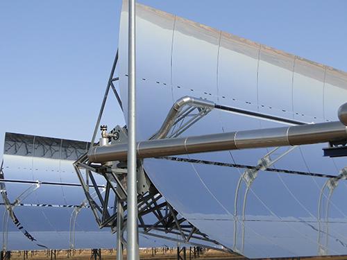 新疆槽式太阳能