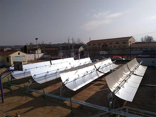 山西太阳能供暖客户好评