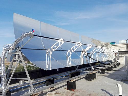 新疆槽式太阳能客户好评