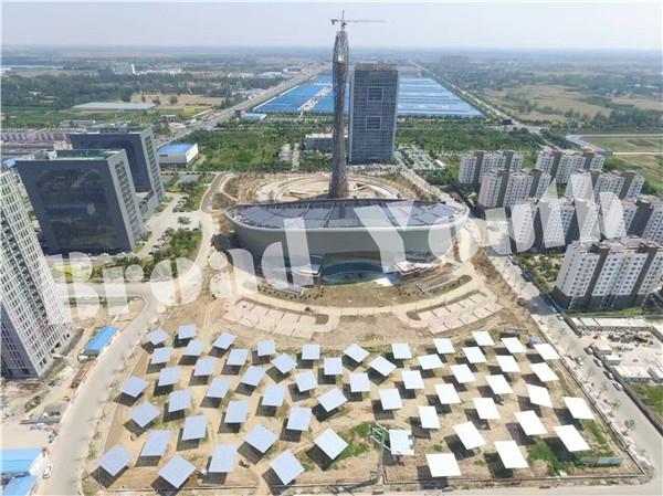 宿迁塔式光电中心项目