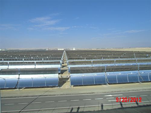 博昱新能源为您详解新疆槽式太阳能的工作原理