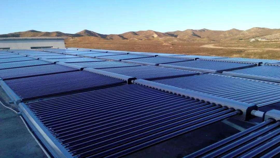 新疆太阳能锅炉