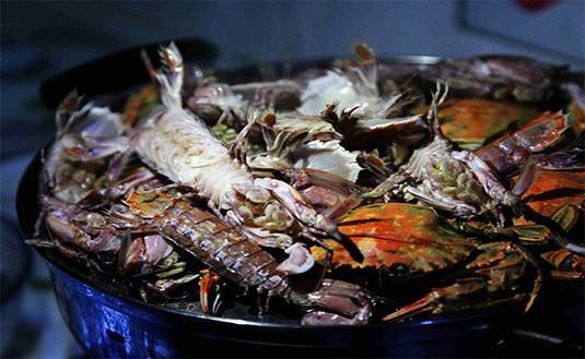 哈仙岛美食——哈仙岛人气美食