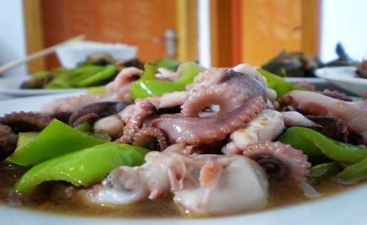 哈仙岛美食——大连海鲜美食