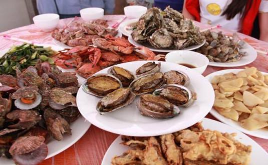 哈仙岛美食——肉质紧实