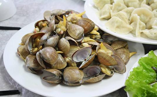 海鲜美食——尽在大连哈仙岛