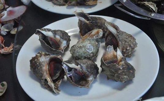 哈仙岛美食——大连长海县哈仙岛美食
