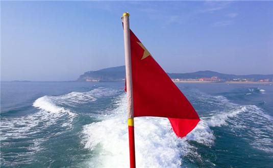 哈仙岛海景