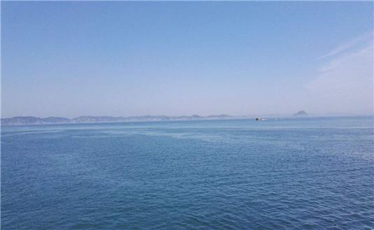 哈仙岛风光