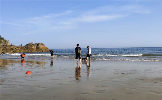 哈仙岛旅游