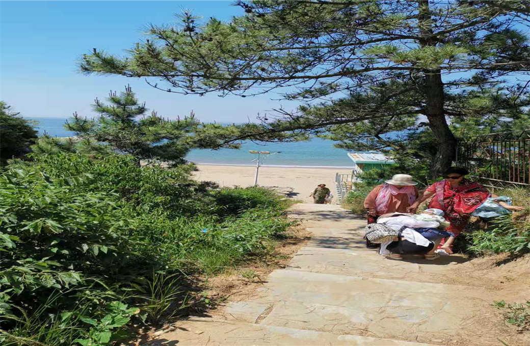 哈仙岛攻略——哈仙岛自然风光