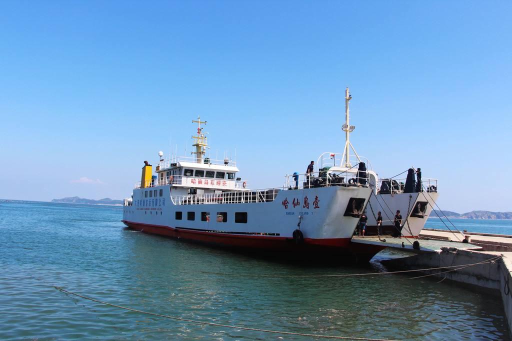 金海湾度假村带你领略哈仙岛的风景,哈仙岛旅游攻略快收藏吧