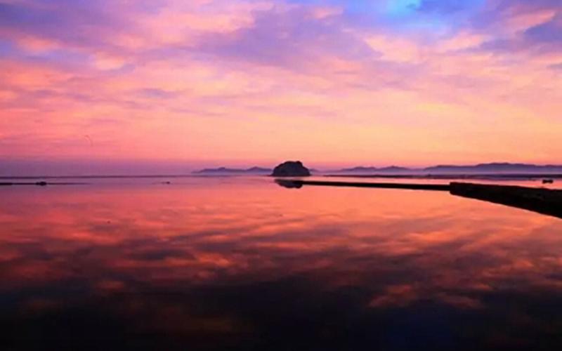 抓住十月的尾巴,来哈仙岛畅游一番吧