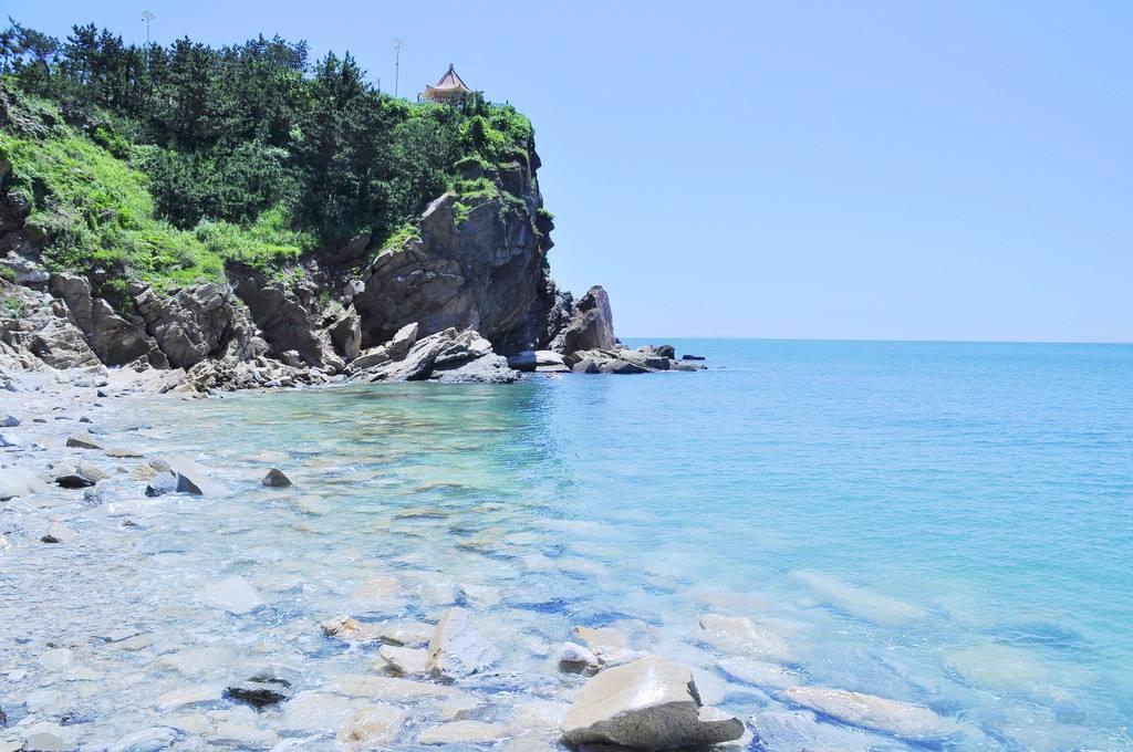 阳春三月我们到哈仙岛上的一次游玩
