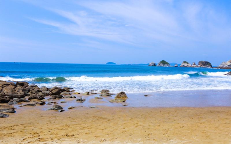 记录哈仙岛的美好端午假期