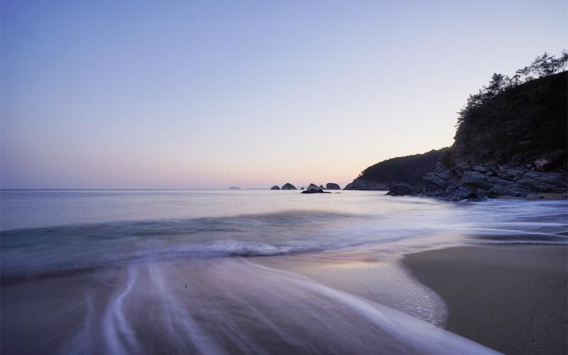 初秋旅游选哪里,哈仙岛值得去