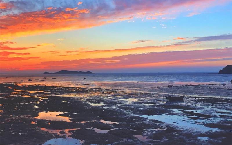 带你领略哈仙岛一年四季的美