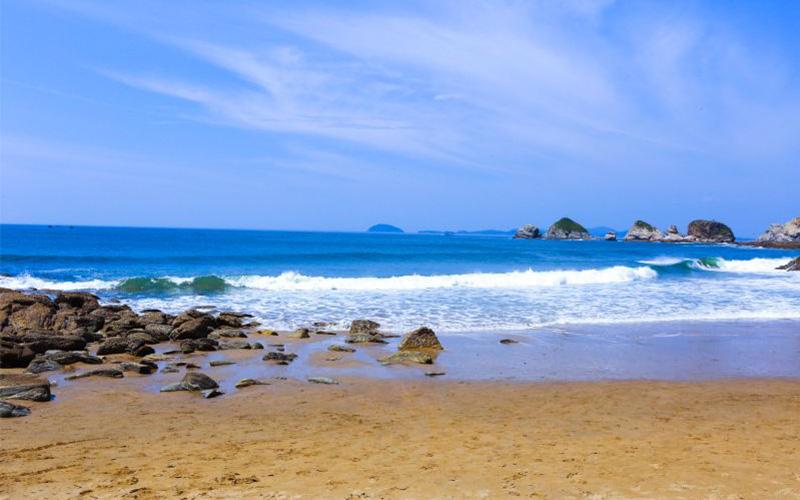 夏日去哈仙岛海边游玩应该注意些什么