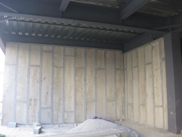 在建筑中怎样减少对轻质隔墙板的损害,洛阳隔墙板厂家来告诉你