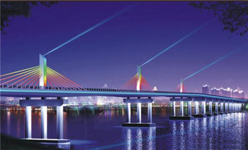 河南桥梁道路亮化工程