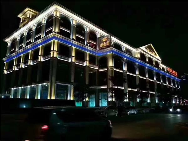 城市里面的楼体亮化工程也分为5种分类呢?你这边都了解吗?