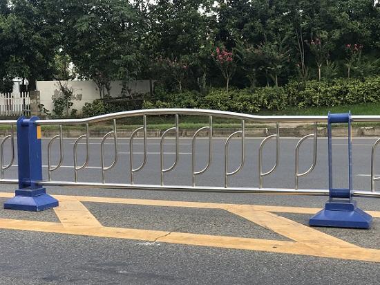 四川二代熊猫护栏