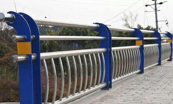 四川桥梁护栏的结构以及分类介绍