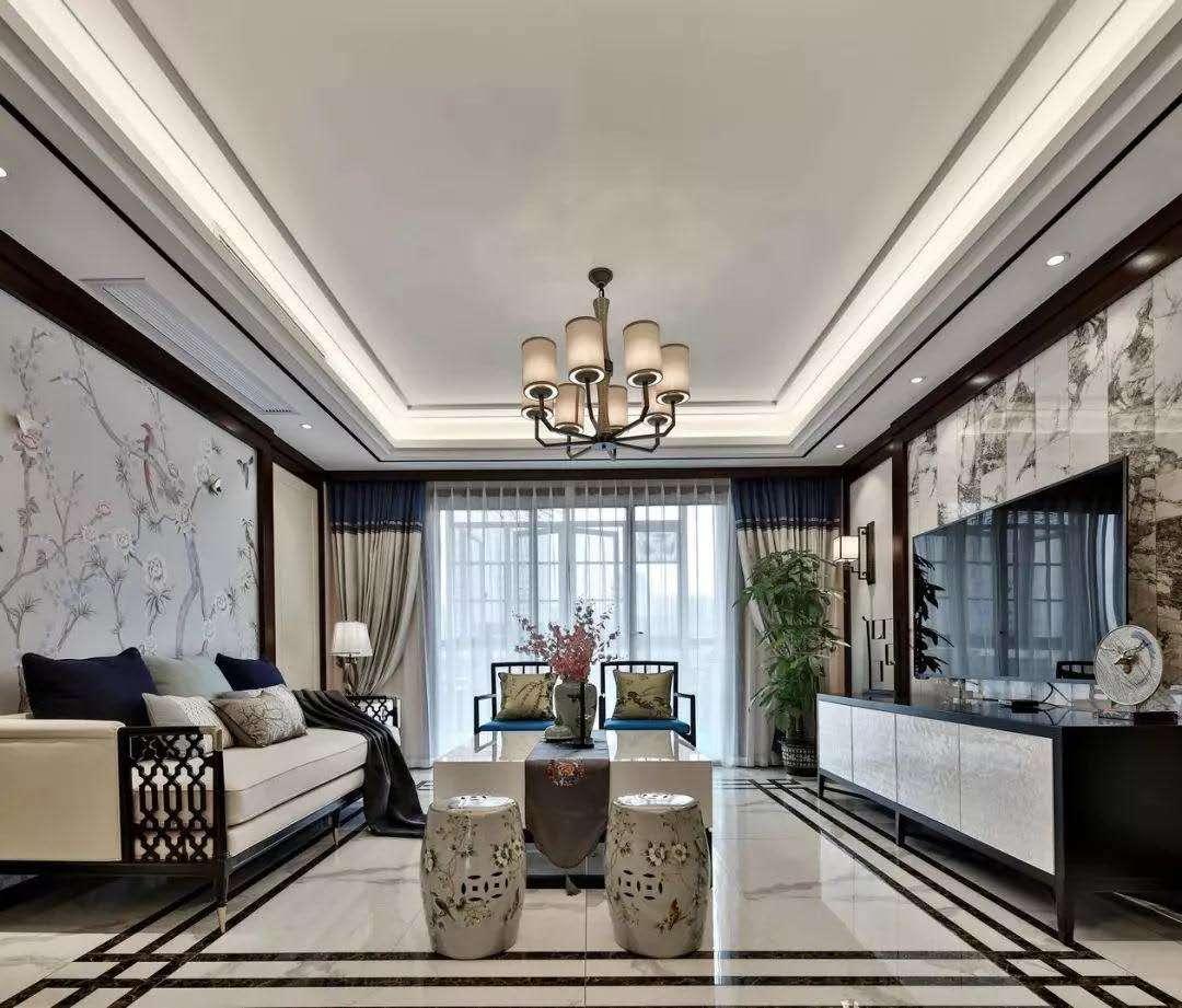 新中式家裝設計