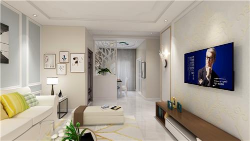 现代简约室内装修
