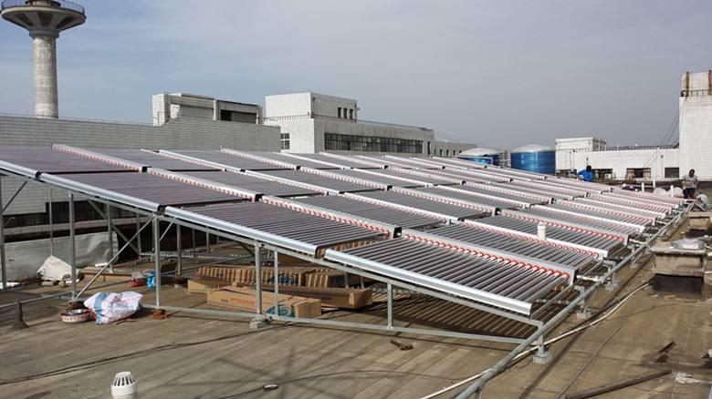 陕西太阳能热水系统工程安装的七大注意事项你知道吗