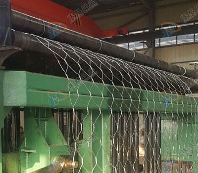 矽胶石笼网