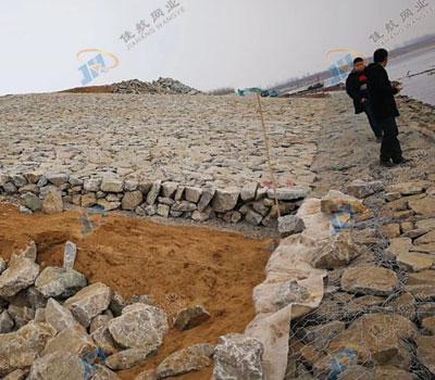 石笼护坡网