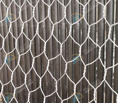 河道治理使用的格宾石笼网为什么是六角形的?原因你知道吗?