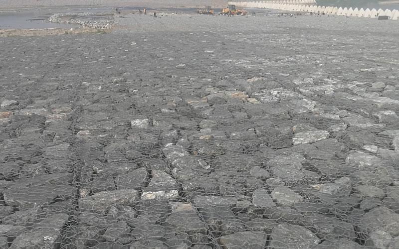 乌兰察布市南沙河治理工程