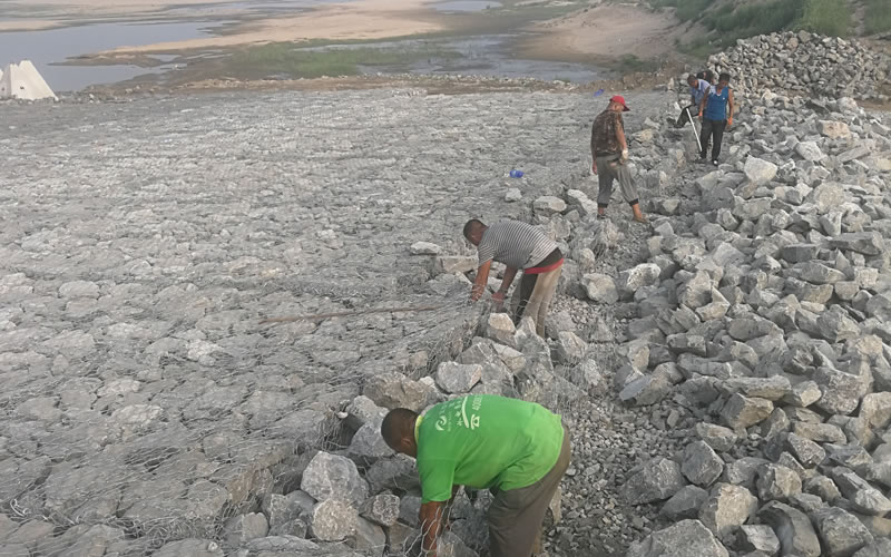 长春市新凯河水系综合治理工程