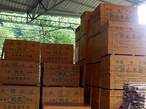 宜賓木材廠家成功案例