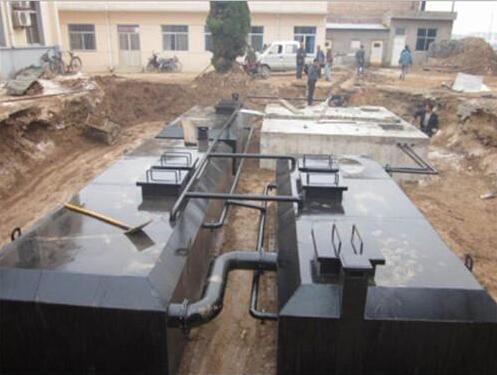 郫都区一体化污水设备