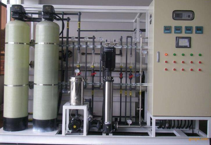 四川净水处理-高纯水制取设备