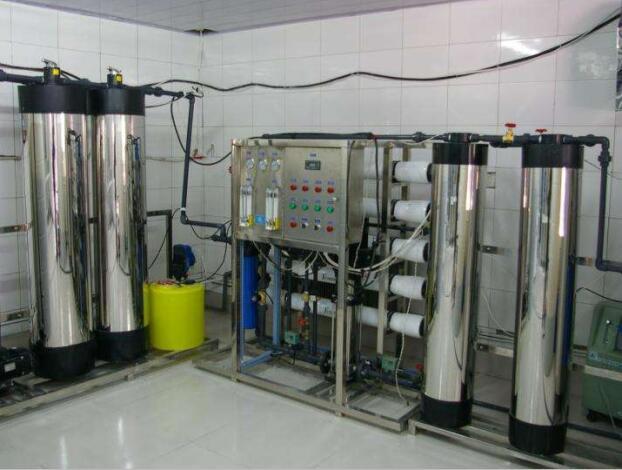 四川净水设备安装