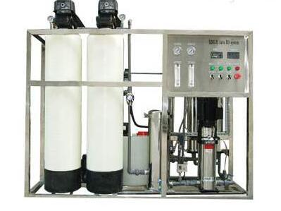 一级反渗透水装备