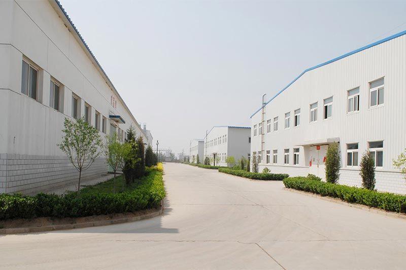 四川净水设备厂区