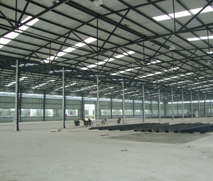 钢结构厂房的保养方法