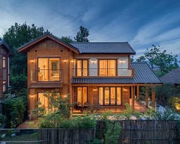 如何让木屋别墅延长寿命