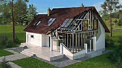 遵義輕鋼別墅的內部構造是怎樣的?