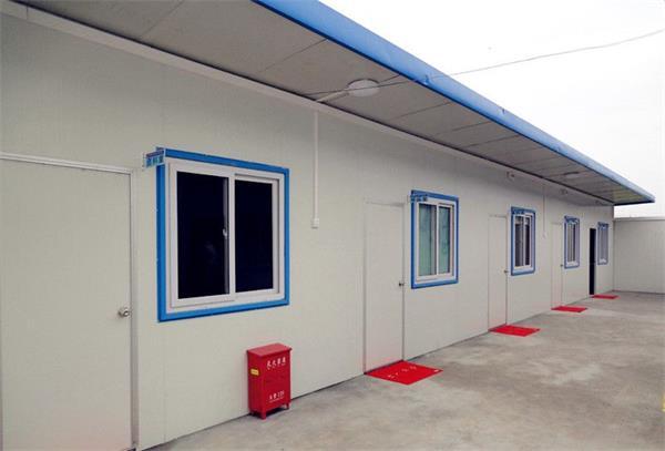 出租定制活动板房_保温防水集装箱活动房租赁厂家
