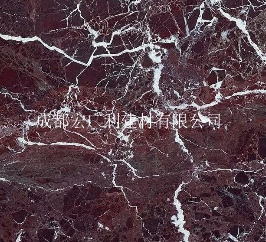 大理石厂家-紫罗红