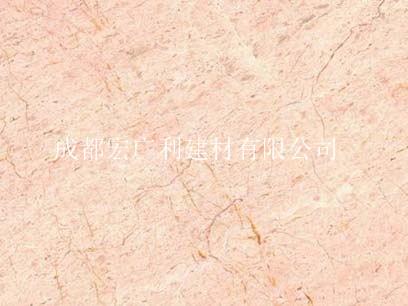 成都大理石厂家-粉红佳人大理石