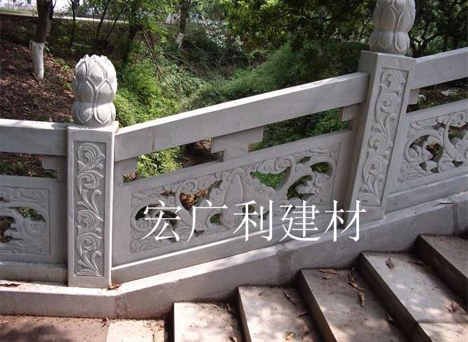 四川石材栏杆安装