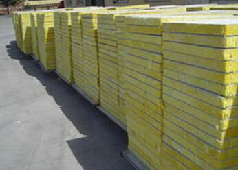兰州岩棉复合板价格